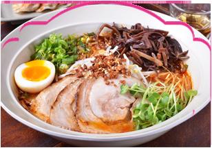 82. Korean Kimchi Ramen